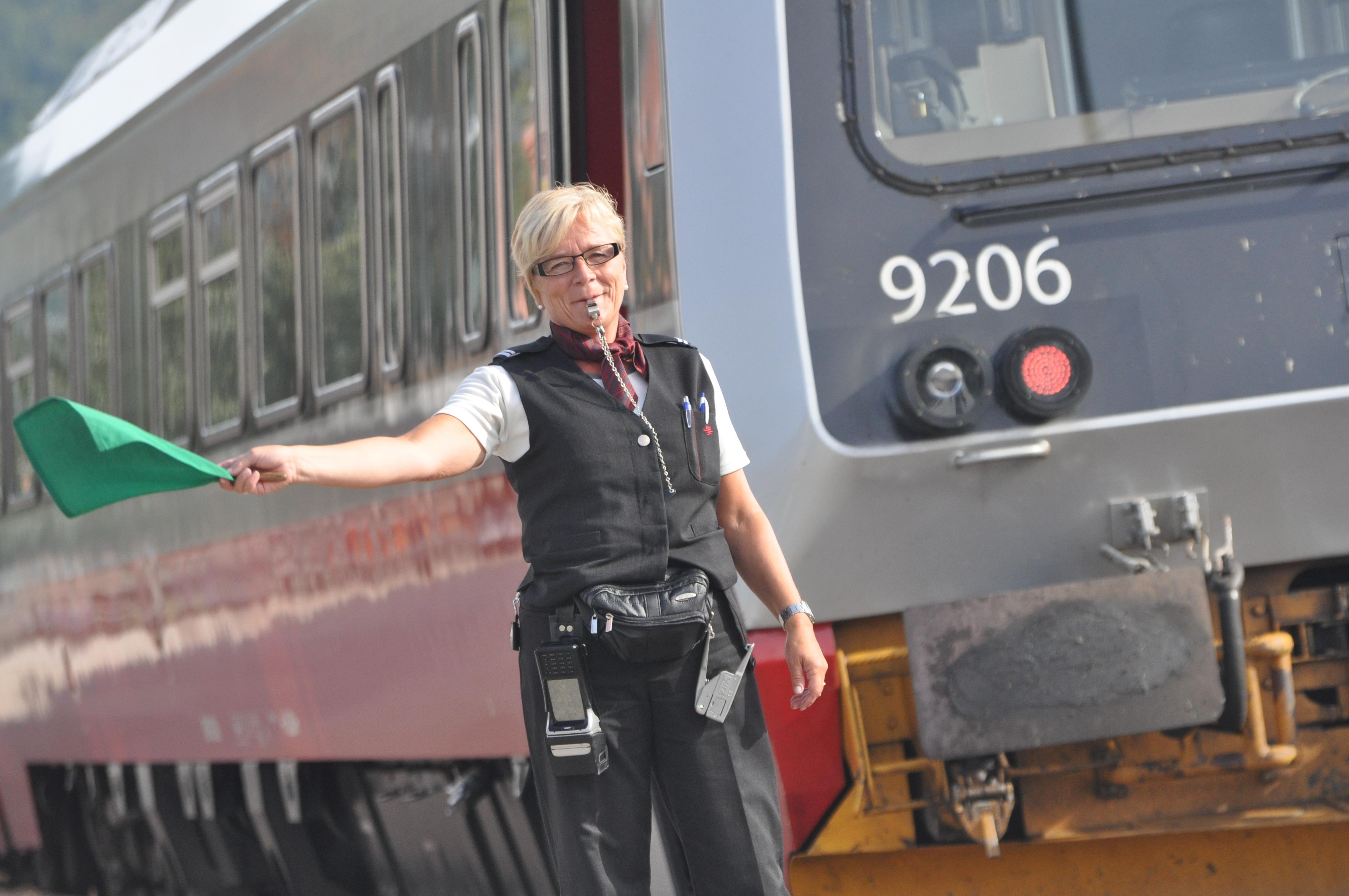 Train, Foto: Olav Breen