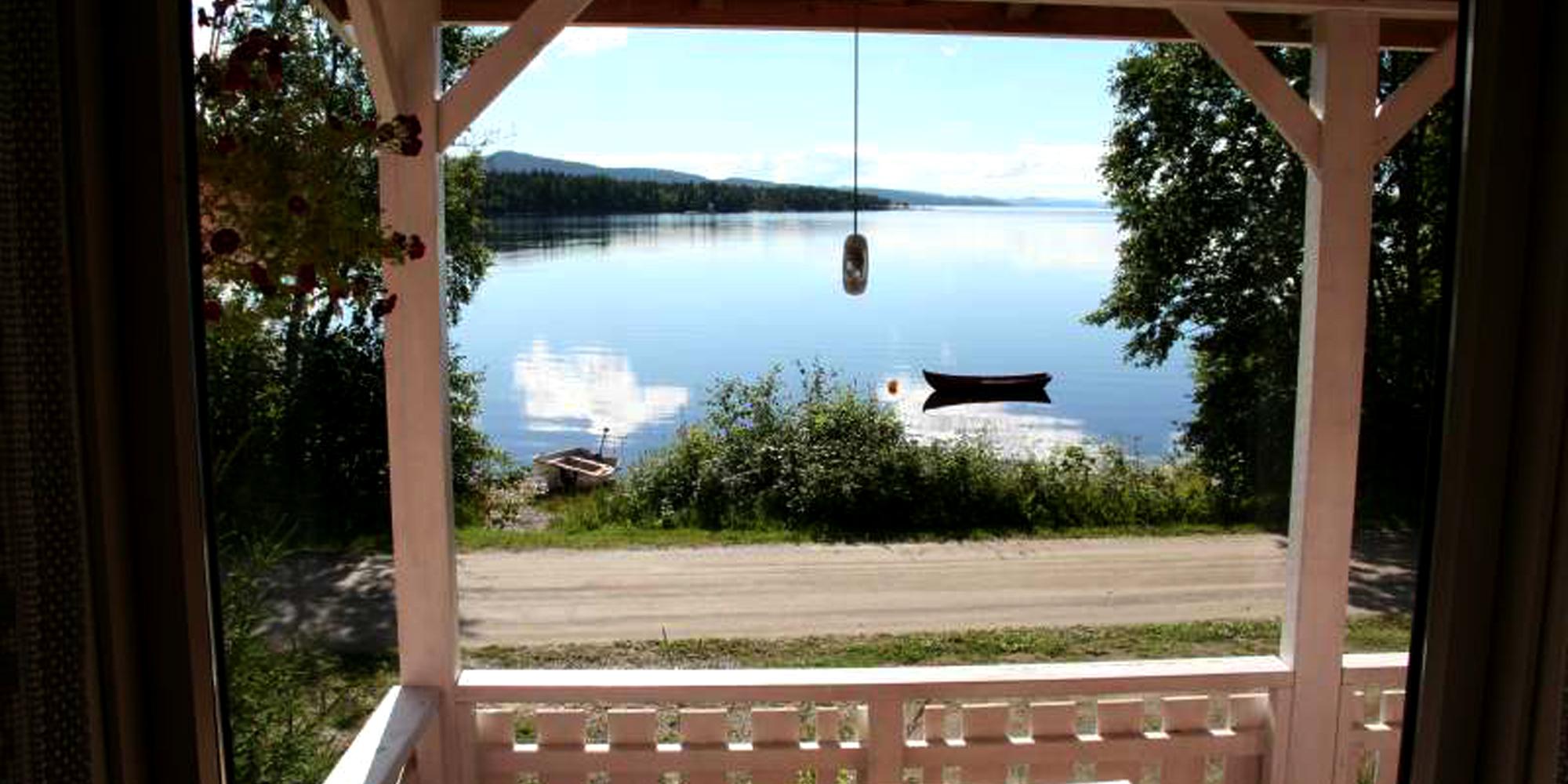 Oldernæs Strandcamp in Snåsa