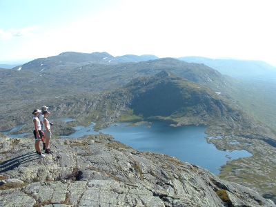 Blåfjella-Skjækerfjella/Låarte-Skæhkere National Park