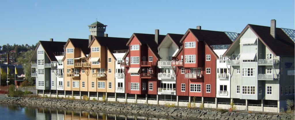 Steinkjer harbour
