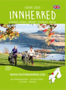 Tourist guide for Innherred inTrøndelag